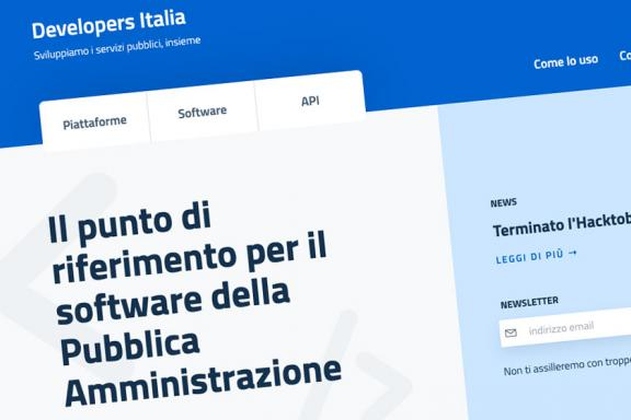 developers italia