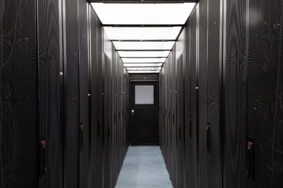Immagine data center CSI