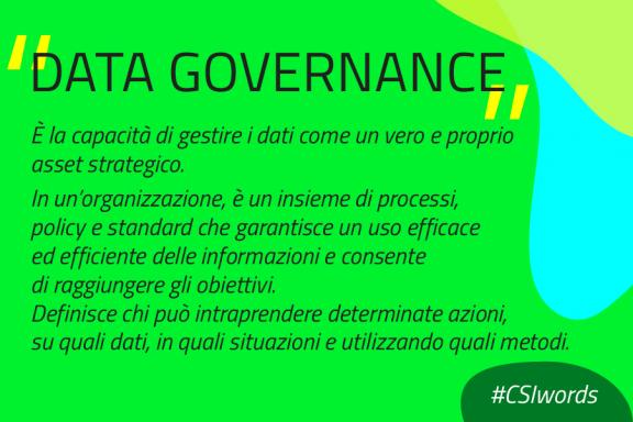word data governance